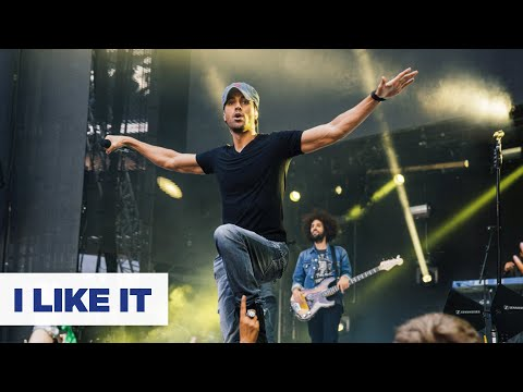 Enrique Iglesias - I Like It (summertime Ball 2014) video