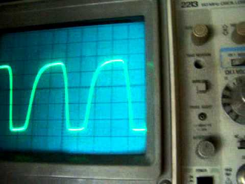local oscillator 1.3 MHz - 4.2 MHz (demo circuit)