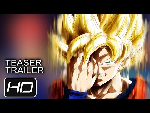 DRAGON BALL Z 2015 - Teaser Trailer - Subtitulado Español - HD