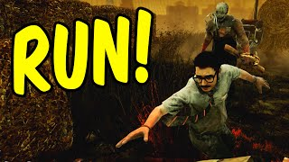 RUN - Dead by Daylight Funny Moments