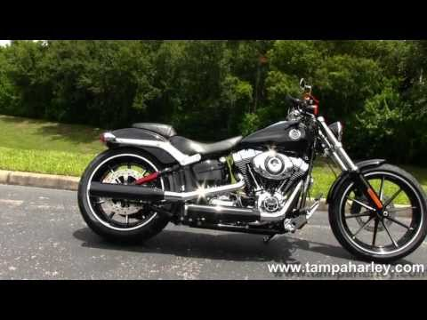 2013 Harley Davidson FXSB Softail Breakout - New Motorcycles for Sale