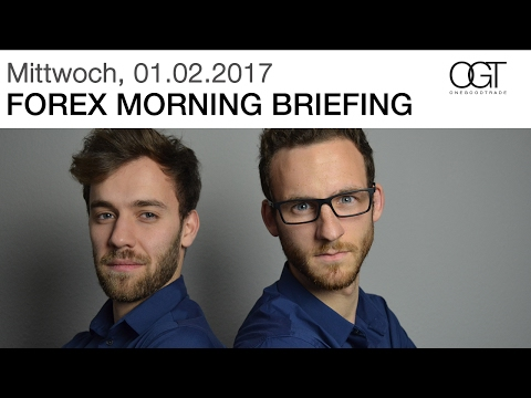 Forex Morning Briefing | Monatsanalyse EURUSD | 01.02.2017 | OGT Partners