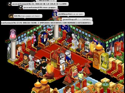 IMPERIO THRONE HABBO
