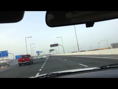 JahedAsif Drive at Doha air port...