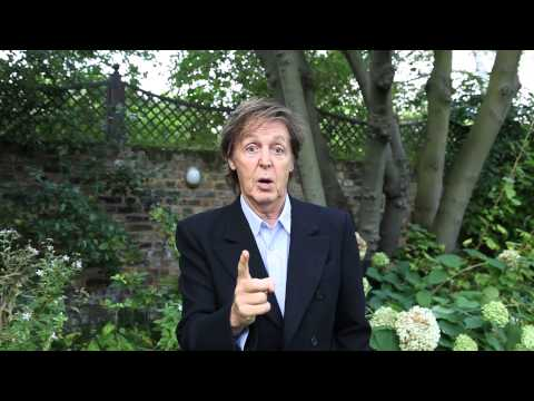 An Urgent Call to Action from Paul McCartney