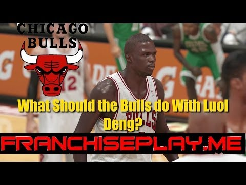 Chicago Bulls Talk - What Should the Team Do With Luol Deng