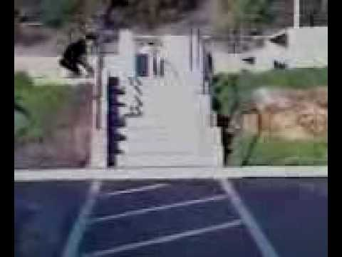 Tony Hawk 360 hardflips a 10 stair