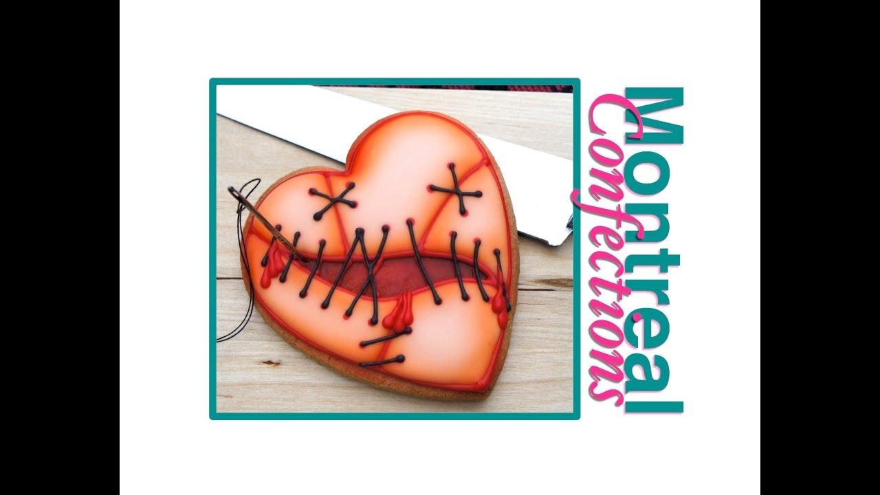 Heart Cookie Designs