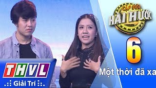 THVL   Cặp đôi hài hước Mùa 2 - Tập 6: Cha con Akira Phan hoảng hồn trước nàng dâu tương lai