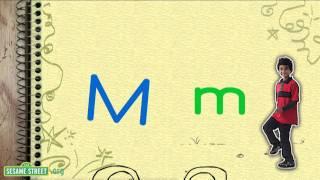 Sesame Street: Song: Letter M Day