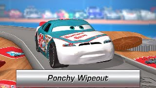 Cars Daredevil Garage PONCHY WIPEOUT - Free game for iPhone iPad (iOS, Android)