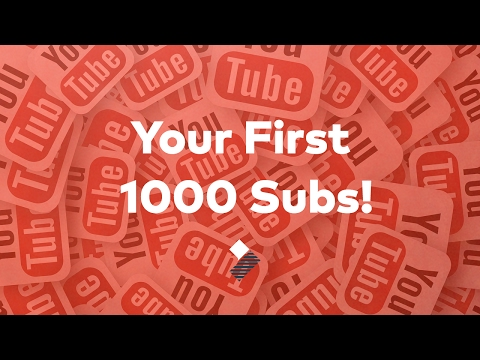 Your First 1K Subscribers | Ep 5 - Filmora.io YouTube Marketing Masterclass