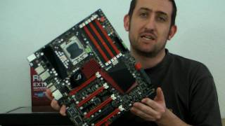 Asus Rampage 3 Extreme - YouTube FIRST