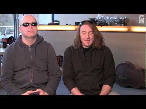 Unisonic Interview With Michael Kiske & Kai Hansen video