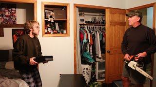 Psycho Dad Chainsaws Xbox One