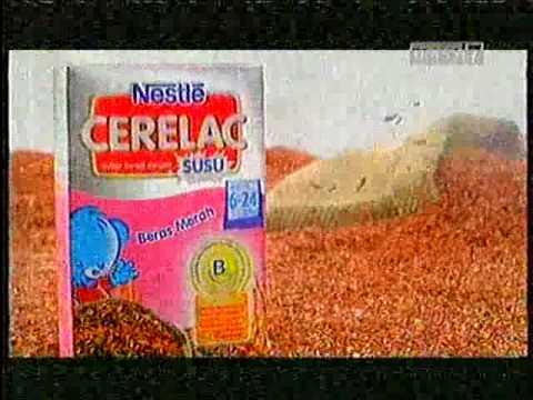 Iklan Cerelac (2013)  Trans 7 video