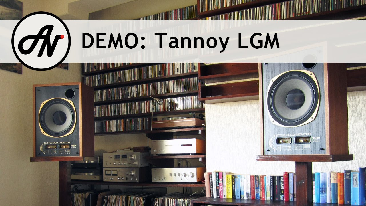 Tannoy Little Gold Monitor 12 Quot 1990 S Vintage Dual