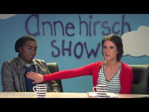 Emo Adams - The Anne Hirsch Show : S01 E11