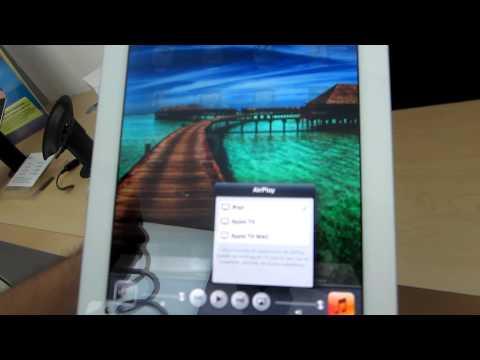 Proyecta tu iPad en tu TV con Apple TV