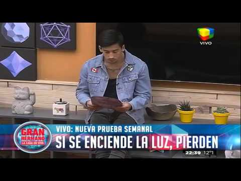 """""""Peligro, área restringida"""", la prueba semanal de la Casa"""