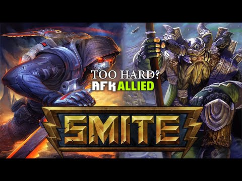 [AFK] Allied - Is Smite too Hard?