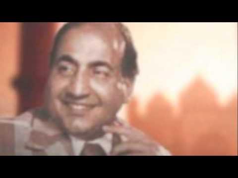 Muddat Hui Hai Yaar Ko Mehman Kiye Hue- Mohammad Rafi Mirza...