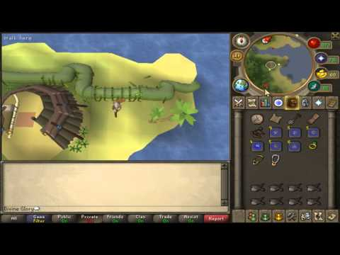 Runescape - 08 Degrees 05 minutes south 15 degrees 56 minutes east