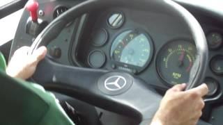 aula de como dirigir ônibus com segurança e economizando combustível