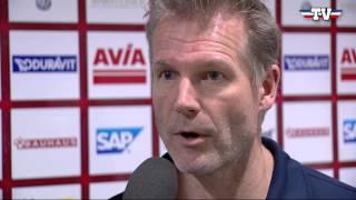 Coaches Corner - Adler Mannheim vs. ERC Ingolstadt am 14.04.2015