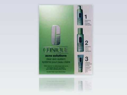 Clinique Acne Solutions Clear Skin System Review