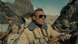 "Veteran Says Afghan War Film  ""Blackens"" Soviet History"