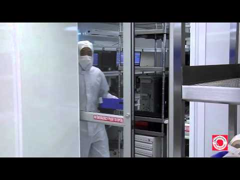 DriveSavers Cleanroom Tour