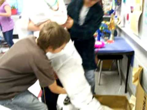 Mrs.Patten's mummification (pt. 6 of 6) Video