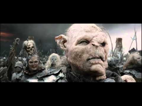 2013 Power of Orcs – What We Need Is A Hero – Alan Silvestri Action Movie