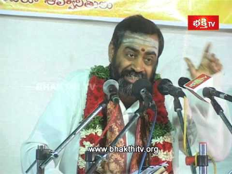 Discourse On Hanuman Mantra Siddhi | Anjaneya Vaibhavam | Episode...