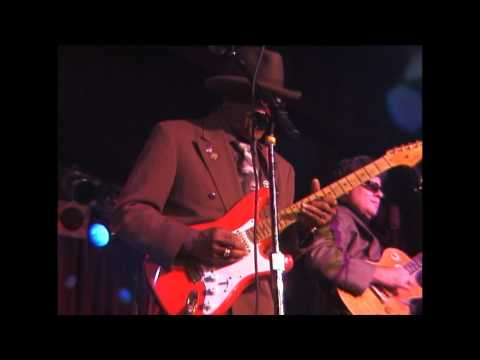 Hubert Sumlin, Jimmy Vivino, Levon Helm at BB Kings, NY 2001 Part 6.