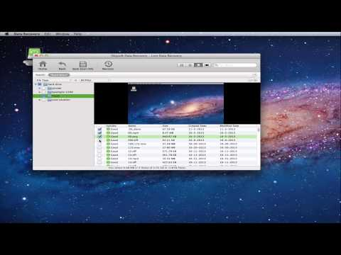 Tutorial of Retrieving Data from Hitachi Hard Drive on Mac