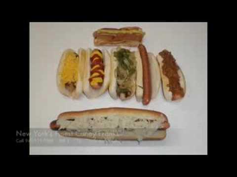 Carm's Coneys Restaurant, Newport Beach - NY Hot Dogs Video