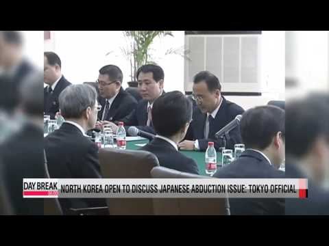 North Korea open to discuss Japanese abduction issue: Japanese official
