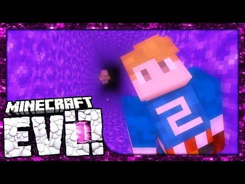 THE ULTIMATE PORTAL JUMP!?   Minecraft Evolution SMP   #39