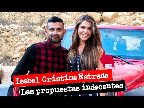 Isabel Cristina Estrada se confiesa. Auto Star capitulo 1