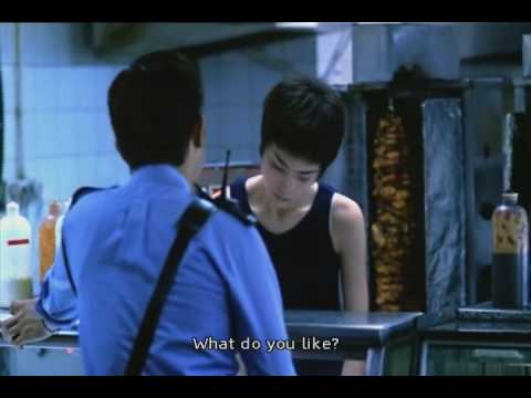 Chungking Express / California Dreamin', extrait de Chungking Express (1995)