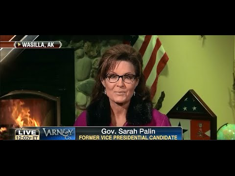 • Sarah Palin on Consumerism, Russia and Energy Production • Varney & Co • 12/3/14 •