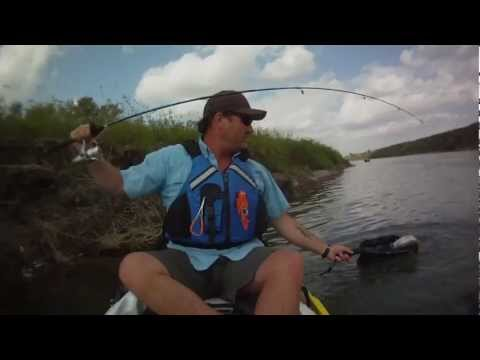 Why I Fish From a Kayak
