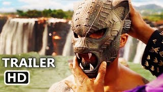 BLACK PANTHER Trailer # 3 (2018) Michael B. Jordan, New Marvel Superhero Movie HD
