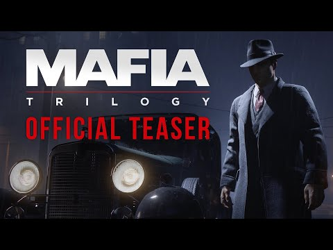 Mafia: Trilogy - Official Teaser