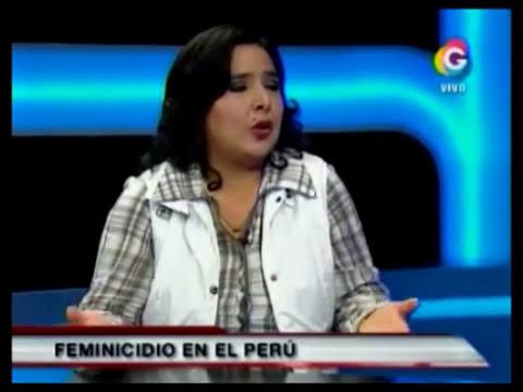 Ministra de la Mujer, Ana Jara en Tribuna Abierta con Rosa Maria Palacios. Vía Global Tv