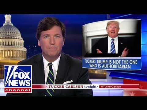 Tucker: Our ruling class is authoritarian, not Trump