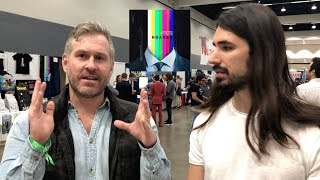 Mike Cernovich 2018 Interview - Hoaxed Movie Out, How Media Profits Off Trump & Twitter