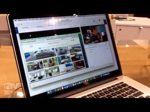 ISE 2015: Cisco Demonstrates TelePresence Collaboration Meeting Rooms